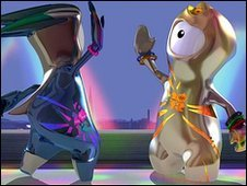 Meet The 2012 Olympic Mascots