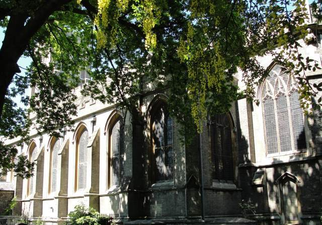 St Bartholomew's church / image by Rachel H