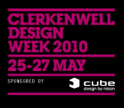 Clerkenwell Design Week Starts Tomorrow