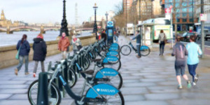 Barclays Sponsors Cycle Hire Scheme