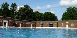 Free Swimming As Brockwell Lido Reopens This Weekend