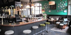 Dining Beyond Zone 1: The Antelope, Tooting