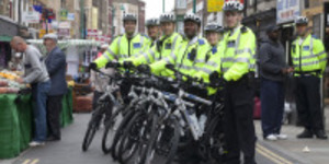 New Police Team Tackles Bike Theives