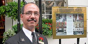 Ask a Concierge: Mustafa El'mari, Head Concierge of The Montague on the Gardens