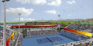 Work Begins On Final Olympic Venue