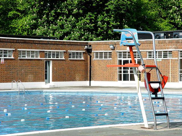 Love Your Lido: Brockwell Lido