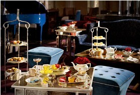 7p Afternoon Tea At The Langham