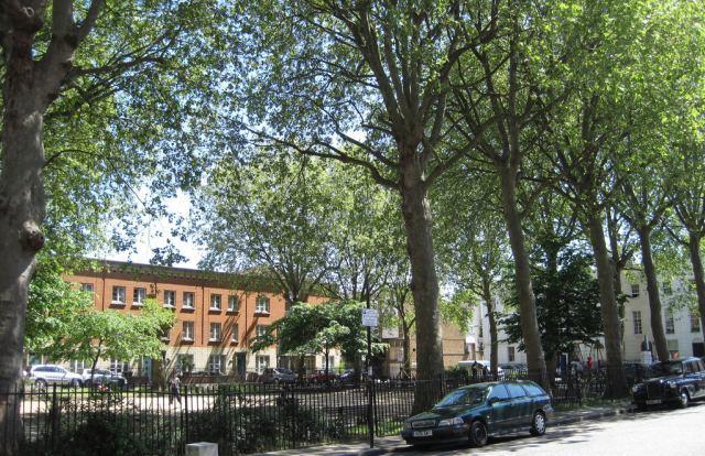 Sunny Whitechapel