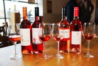 Review: Rosé Wines at All Bar One