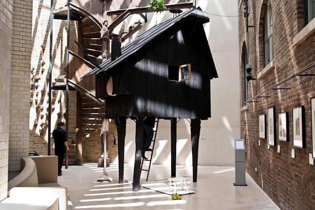 Beetle's House by Terunobu Fujimori