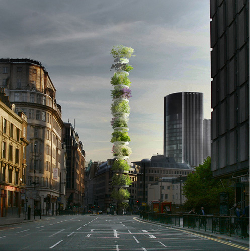 Vertical Forest by Sou Fujimoto Architects