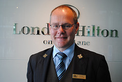 Ask a Concierge: Paul Still, Head Concierge at the London Hilton on Park Lane