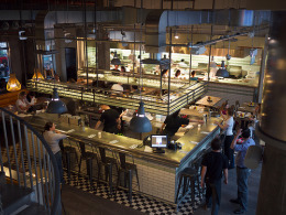 New Restaurant Review:  Byron At Canary Wharf