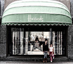 Get A Degree In Shopping From Harrods