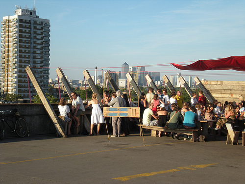 Peckham's Rooftop Bar To Re-Open