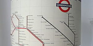Light Up The Tube Map