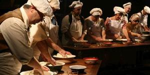 Theatre Review: Not By Bread Alone @ Artsdepot