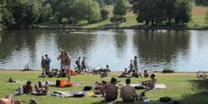 Love Your Lido: Hampstead Men's Pond