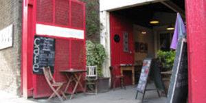 Fringe Benefits: The Union Theatre