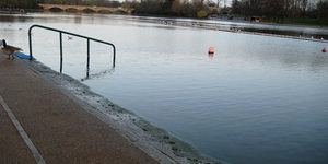 Love Your Lido: Swimming In The Serpentine