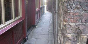 Londonist's Back Passage: #54 Wapping Old Stairs