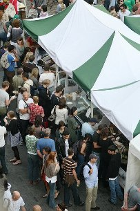 Preview: Real Food Market On The Southbank