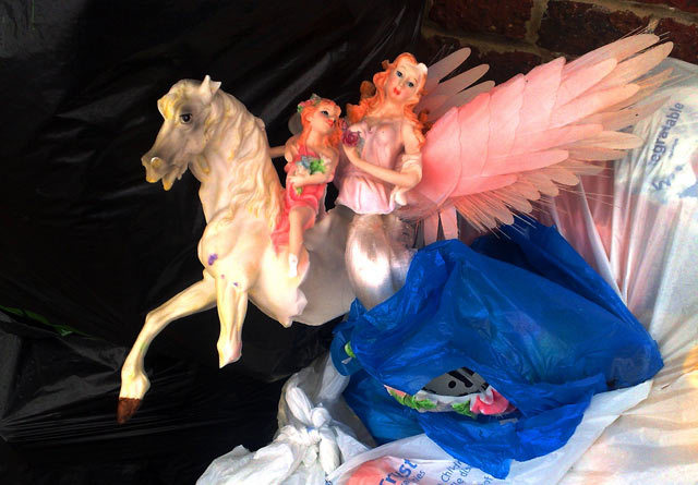 Angel of the Binbag