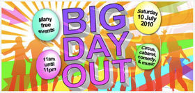 Preview: Pleasance Islington Big Day Out