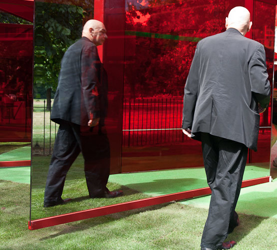 Jean Nouvel examines his work