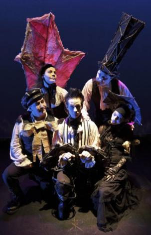 Theatre Review: Nevermore @ The Barbican
