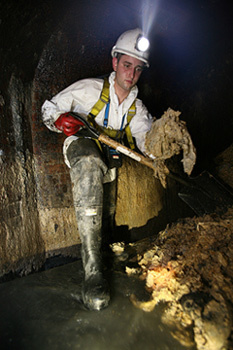 """Thames Water Attacks London's """"Fatbergs"""""""