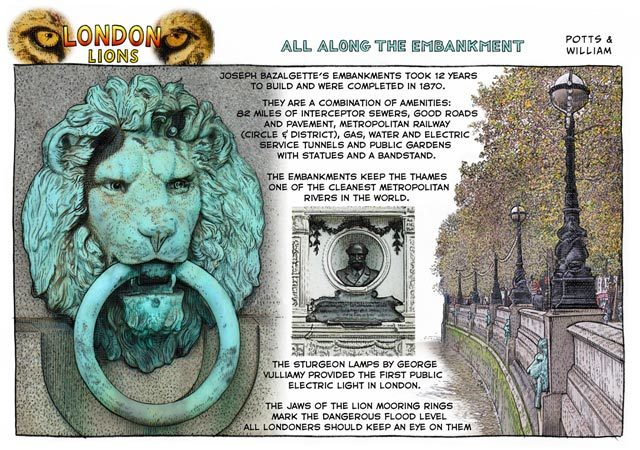 Lions of London #34