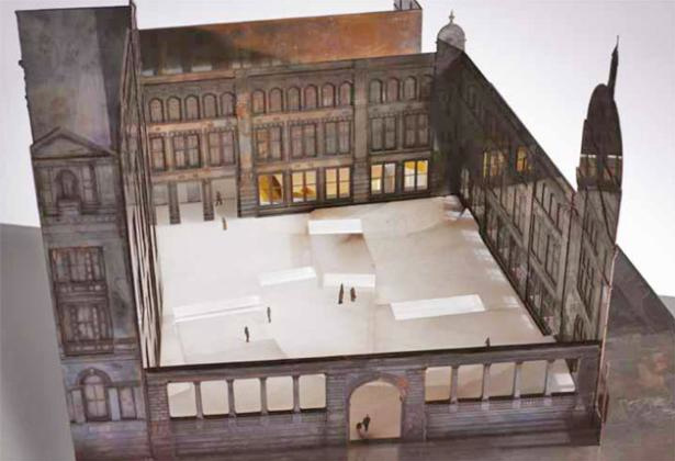 New Gallery Extension Proposed For V&A