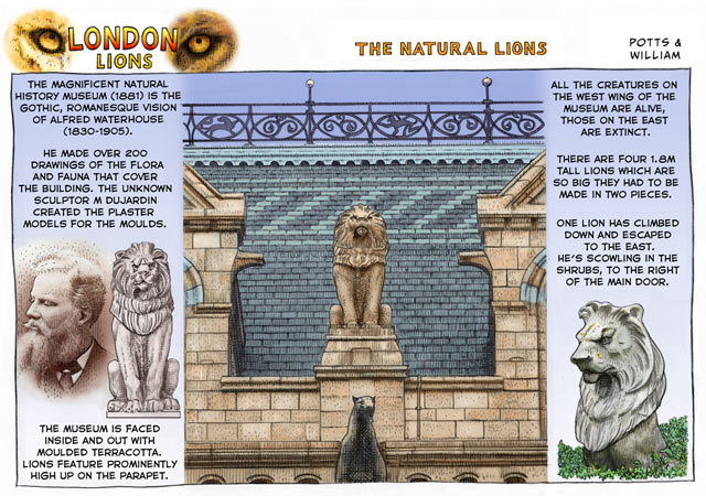Lions of London #35