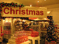 Christmas Comes Earlier To Selfridges
