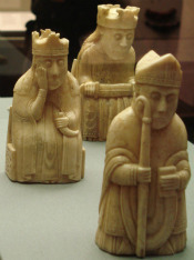 Talk @ British Museum: Lewis Chessmen