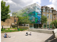 Pair Of London Buildings Up For Stirling Prize
