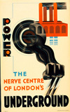 Art Preview: London Transport Posters @ MoMA New York