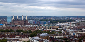 Millbank Tower Viewing Deck Opens To Public