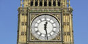 Big Ben Clock Face Repairs