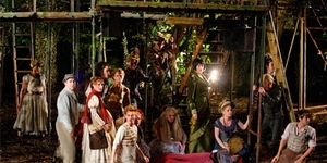 Theatre Review: Into The Woods @ Regent's Park Open Air Theatre