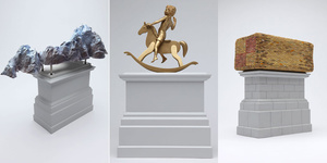 New Designs For Fourth Plinth Unveiled