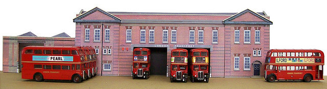 Catford bus garage
