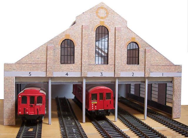 Ealing South depot