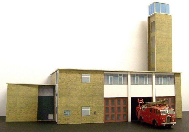 Romford fire station