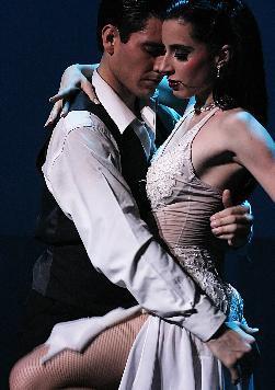 Dance Review: Tanguera @ Sadler's Wells