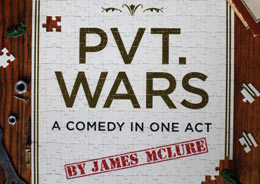 Theatre Review: PVT Wars @ The Rosemary Branch