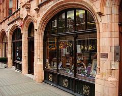London Cigar Scene: Sautter Of Mount Street
