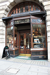 London Cigar Scene: JJ Fox & Robert Lewis