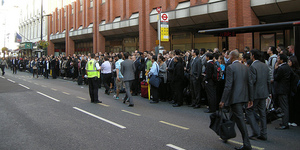 "London ""Crippled"" As Tube Strike Hits All Lines"